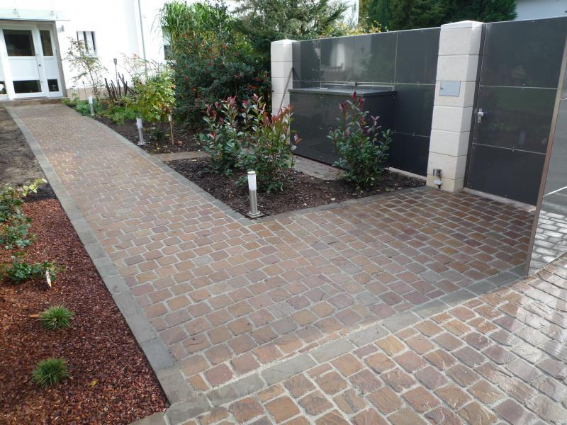 Gartenbau h pken witten gartengestaltung for Gartengestaltung hauseingang
